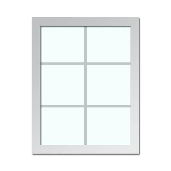 Farben weiss for Fenster 24 konfigurator